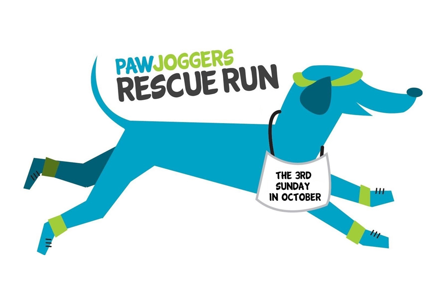 2017 PawJoggers Rescue Run