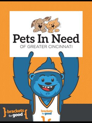 Brackets for Good-Cincinnati 2017